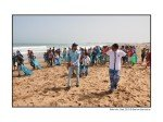 Opération de dépollution Casablanca Maroc